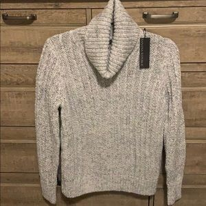 Gray Banana Republic Turtleneck Sweater NWT!